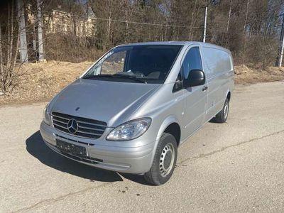 gebraucht Mercedes Vito 115 CDI extralang 4x4 Aut.