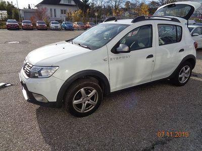 gebraucht Dacia Sandero Stepway TCe 90 S&S Navi Klima Alu