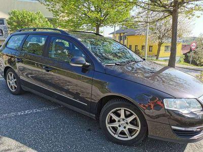 gebraucht VW Passat Variant Sportline 2,0 TDI DPF