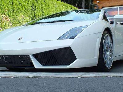 gebraucht Lamborghini Gallardo Spyder 1 Besitz, Sammler-Fahrzeug Hist... Cabrio / Roadster