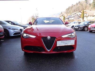 gebraucht Alfa Romeo Giulia SUPER 2,2 JTDM 150PS MTX RWD