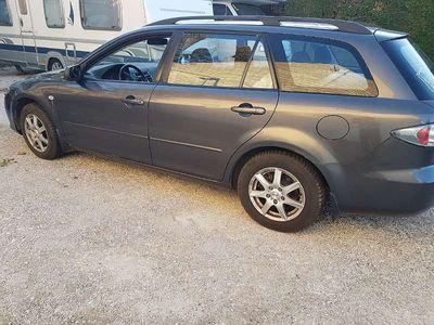 gebraucht Mazda 6 SPC/CD/143/PLUSLINE 2.0 Kombi / Family Van