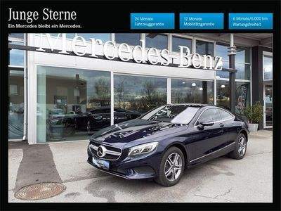 gebraucht Mercedes S400 4MATIC Coupe