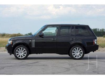 brugt Land Rover Range Rover 4,4 TDV8 Vogue DPF SUV / Geländewagen,