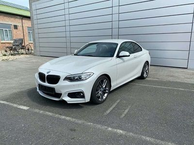 gebraucht BMW 220 2er-Reihe Coupe Diesel (F22) Coupé M Sport Aut.