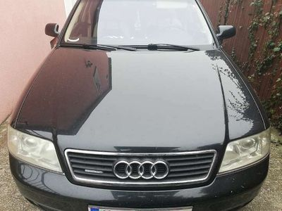 gebraucht Audi A6 2.5 TDI Kombi / Family Van