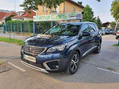 gebraucht Peugeot 5008 1,2 PureTech 130 S&S EAT6 Allure / 7 Sitzer SUV / Geländewagen