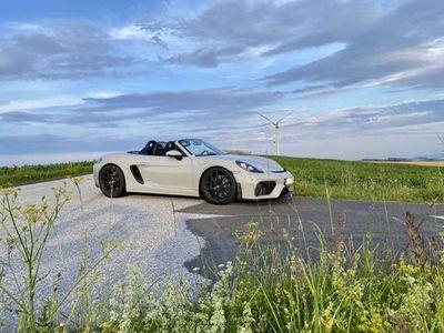 gebraucht Porsche 718 Spyder