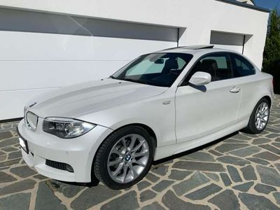 gebraucht BMW 120 Coupé 1er-Reihe Coupé Diesel (E82) Österreich-Pa