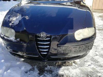 brugt Alfa Romeo 147 JTD 1,9 Progression, Sondermodell Klein-/ Kompaktwagen,