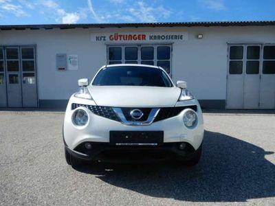 gebraucht Nissan Juke 1,5 dCi Acenta