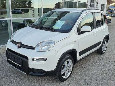 gebraucht Fiat Panda 4x4 4x4 1,3 Multijet II 95 Rock Limousine