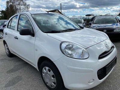 gebraucht Nissan Micra 1,2 Visia 65000km