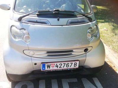 gebraucht Smart ForTwo Coupé 450 Klein-/ Kompaktwagen