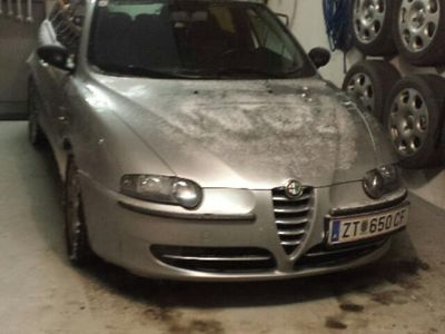 used Alfa Romeo 147 Alfa 1,9 JTD Distinctive