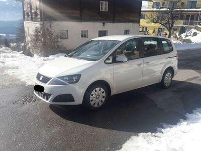 gebraucht Seat Alhambra Reference 2,0 TDI CR 4WD DPF