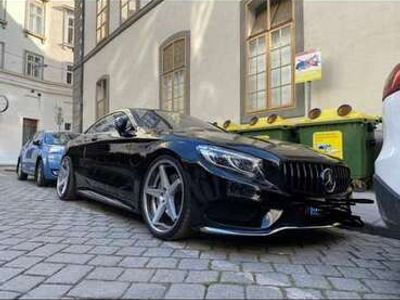 gebraucht Mercedes S400 4MATIC Coupe Aut.