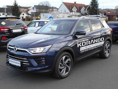 gebraucht Ssangyong Korando Premium 1.6D 4WD Automatik SUV / Geländewagen