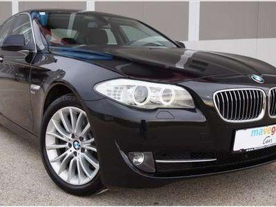 gebraucht BMW 530 d F10 xDrive Österreich-Paket Aut.