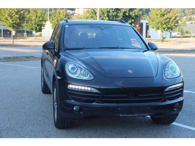 gebraucht Porsche Cayenne S 4,2 Diesel Aut. Panorama