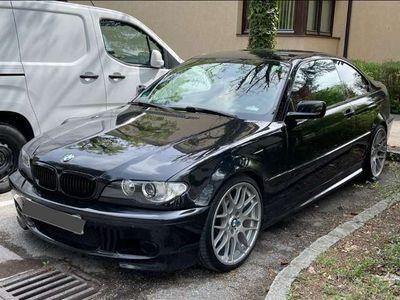 gebraucht BMW 320 3er-Reihe Coupé (E46) m Paket