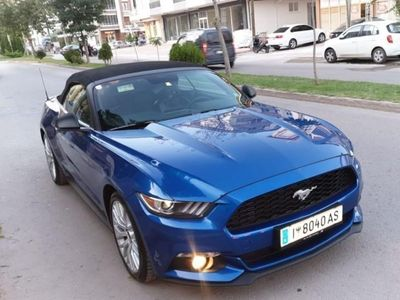 gebraucht Ford Mustang Cabrio 2.3 Eco Boost