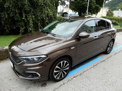 used Fiat Tipo 1,6 MultiJet II 120 DDCT Lounge Limousine,