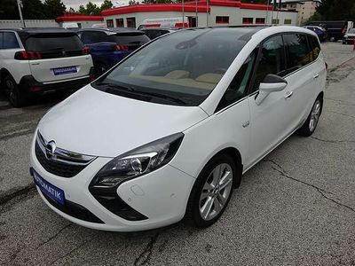 gebraucht Opel Zafira Tourer 1,6 SIDI Turbo Ecotec Cosmo Aut.