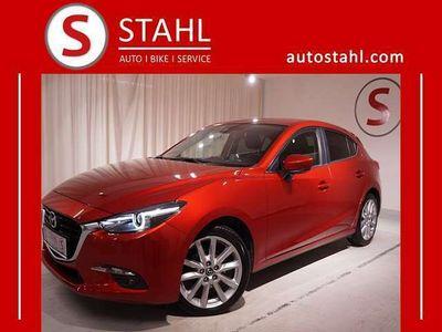 gebraucht Mazda 3 3Sport G120 Revolution Navi. | Auto Stah...