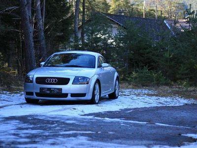 gebraucht Audi TT Coupe 1.8 T