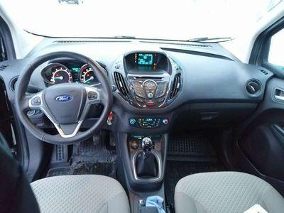 gebraucht Ford Tourneo Courier Titanium magnetic grau metallic Klein-/ Kompaktwagen