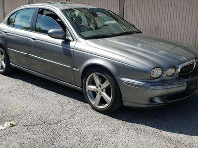 gebraucht Jaguar X-type 2,0 Executive Ds.