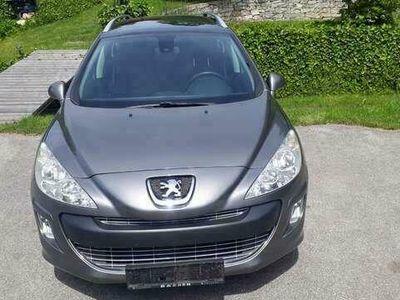 gebraucht Peugeot 308 SW 1,6 HDi 90 Premium