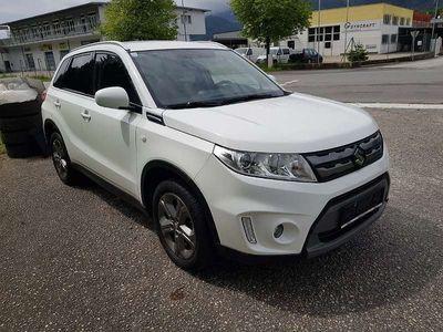 gebraucht Suzuki Vitara 1,6 DDiS 4WD Shine DCT Aut. SUV / Geländewagen