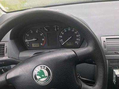 brugt Skoda Fabia Klein-/ Kompaktwagen,
