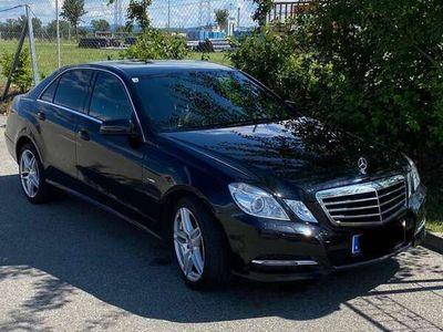 gebraucht Mercedes E350 CDI DPF BlueEFFICIENCY 7G-TRONIC Avantgarde