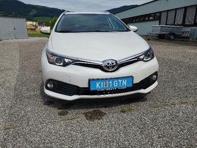 gebraucht Toyota Auris TS 1,6 D-4D, Navi, SH, Garantie bis 10/2021