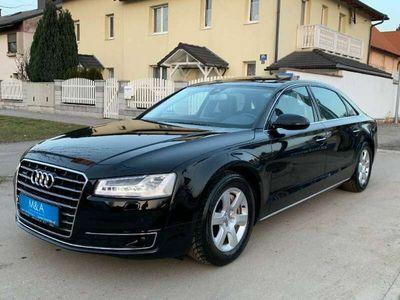 gebraucht Audi A8L 3.0 V6 TDI quattro Automatik * Garantie