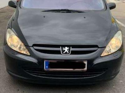 gebraucht Peugeot 307 SW HDI 90