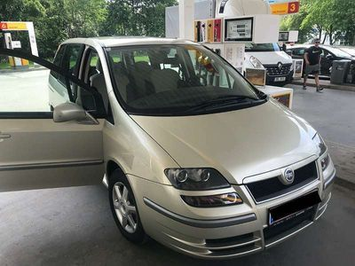 gebraucht Fiat Ulysse 2.0 16V JTD Kombi / Family Van