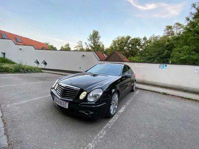 gebraucht Mercedes E420 Avantgarde CDI Aut.
