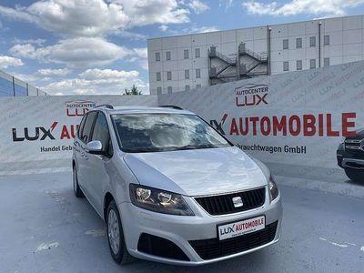 gebraucht Seat Alhambra Style 2,0 TDI Kombi / Family Van