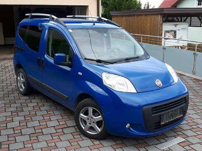 gebraucht Fiat Fiorino Qubo Qubo 1,3 16V Multijet II 75 Dynamic DPF Kombi / Family Van