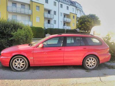 gebraucht Jaguar X-type 2.0 Diesel Estate Kombi / Family Van