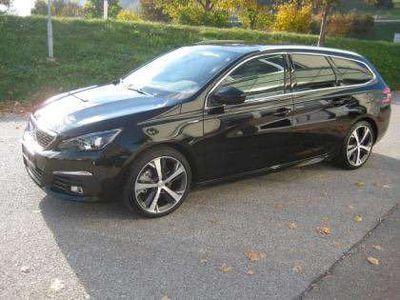 gebraucht Peugeot 308 SW GT Line 1.6 BlueHDi 120 Kombi / Family Van,
