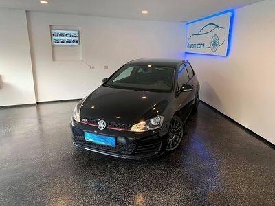 gebraucht VW Golf GTI 2,0 TSI DSG *OZ-MAGNESIUM*NUEWERTIGE Z... Limousine,