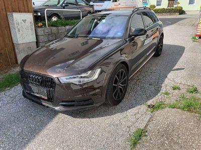 gebraucht Audi A6 Allroad 4G 3.0tdi Biturbo Kombi / Family Van