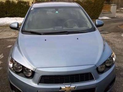 gebraucht Chevrolet Aveo 1,2 LT
