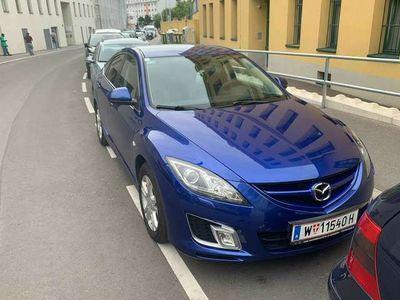 gebraucht Mazda 6 Sport Combi 2,5i GTA**