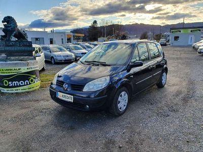 gebraucht Renault Scénic II Authentique 1,5 dCi Kombi / Family Van